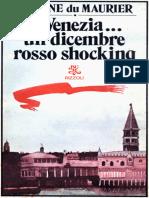 Daphne Du Maurier - A Venezia... Un Dicembre Rosso Shocking (1972)