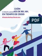 PsicoAlianza - Plan de accion para lideres de RRHH en tiempo de crisis.pdf