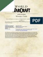 World of Warcraft 5e Monster Guide 3.2.pdf
