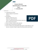 Programa Clasa a II-a_Etapa I_TIC