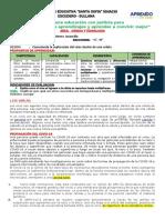 SESION 01 SEMANA 03 DE C y T 3º GRADO  YO APRENDO EN CASA.docx