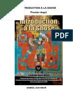 Introduction Gnose