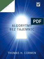 Algorytmy bez tajemnic (2013) - Thomas H. Cormen.pdf