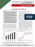 Panorama Desapariciones México Senado Inst. Belisario Domínguez 2017 4pp