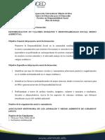 plan de trabajo ADAG WG