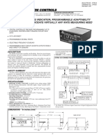 DT3D Product Manual - (obsolete - for reference only - see PAXLR for new designs)