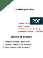 Strategic Mktng Principles MAP (Mba)