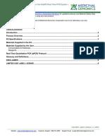 MGC PathoSEEK™ Protocol No Decon with Grim Reefer (Agilent)