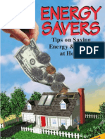 Tips on Saving Energy Amp Money at Home