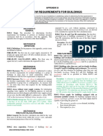 2018 Appendix B - Fire Flow Requirements for Buildings