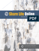 ShareLife Online Interactive Booklet