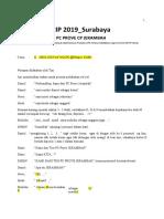 Skrip PC Jerambah - CIP Surabaya 2019