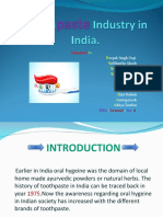 Toothpaste-Industry-in-India