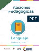 Anexo 2.2 Orientaciones Pedagógicas Lenguaje grado 5°.pdf