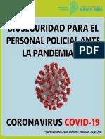 BIOSEGURIDAD CORONAVIRUS