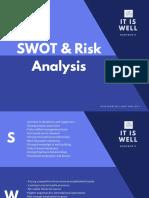 swot analysis chart risk analysis  2   1