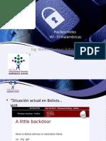 Hackeo Redes Wifi Inalambricas