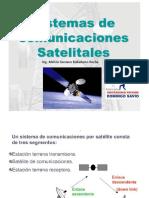 Sistemas de Comunicaciones Satelitales