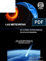 2.-Meteoritos