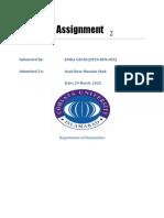 Anika Assignment 2