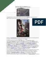Etimología e historia de la palabra