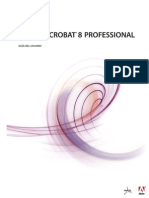 Manual Adobe Acrobat 8 Professional
