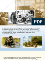 HISTORIA DE LA EDUCACION auto