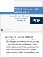 CVE Working Group Recommendations for HSAC Deliberation