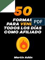 50 Formas de Vender Como Afiliado.pdf