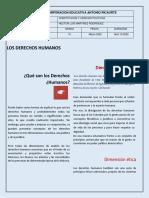Derechos Humanos CPD 10º