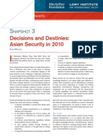 Medcalf, Decisions and Destinies