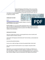 J3PO OB-Xd Patches Instructions