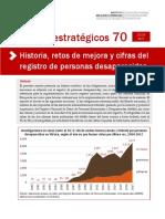 SENADO MX Reporte70_Personas Desaparecidas Historia retos y cifras del registro 2019