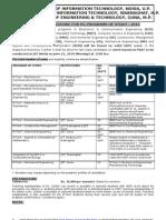 m. Tech - Admission Procedure 10