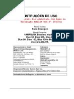 Foco Cirúrgico Maquet - Hanaulux