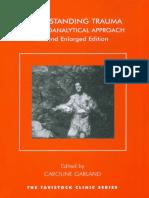 Understanding Trauma_ A Psychoanalytical Approach_Caroline Garland