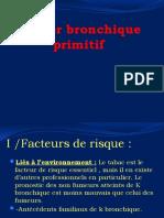 Cancer Bronchique Primitif - Copie