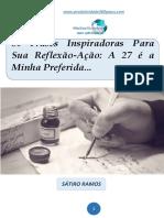 ebook 81 Frases Inspiradoras Para Sua Reflexão-Ação