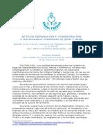 Acto de Desagravio y Consagracion a los Sagrados Corazones 2020.docx