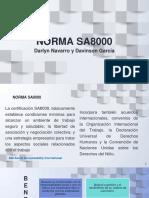 RSE - SA8000