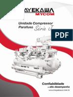 Compressor Tipo J