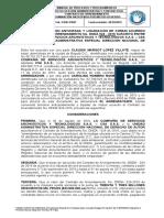 15 Acta Terminac anticip CSA  OAJ May 16-17.pdf