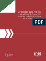 Directrices para mejorar las politicas de f.pdf