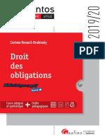 Droit des Obligations ed 16 2019.pdf