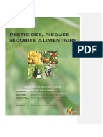 Pesticides Risques Securite A