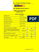 City of Abbotsford WorkSafe documents
