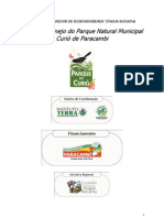 PROGRAMA CORREDOR DE BIODIVERSIDADE TINGUÁ-BOCAINA