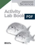 California Science Grade 5 - Activity Lab Book