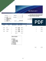 Cédula Detalle A 1.1 BG