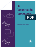 Zambrano, F. (2020) La Constitución comentada_Principio de legalidad y juridicidad en la función pública